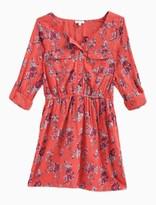 Splendid Girl Floral Allover Print Dress