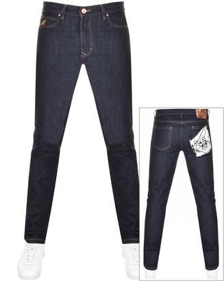 Vivienne Westwood Tapered Jeans Navy