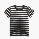 J.Crew Boys' pocket T-shirt in nautical stripe