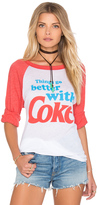 Wildfox Couture Go Better with Coke Top