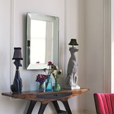 Graham and Green Bevelled Edge Mirrors