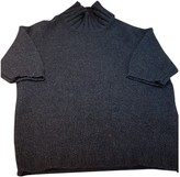Ballantyne Anthracite Cashmere Knitwear for Women