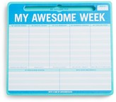 Knock Knock My Awesome Week Pen-to-Paper Mouse Pad