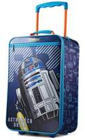 "American Tourister Star Wars R2D2 18"" Softside Rolling Suitcase By"