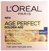 L'Oreal Paris Age Perfect L Oreal Paris Age Perfect Golden Age Night Cream 50ml