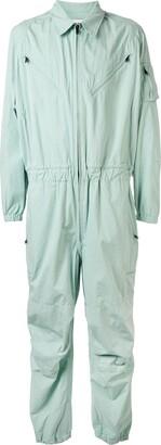 Ambush Drop-Crotch Boiler-Suit