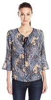 Vero Moda Women's Pais 3/4 Sleeveless Shirt
