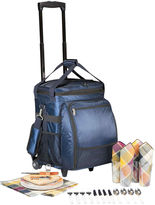 Picnic Time Avalanche Picnic Cooler on Wheels - Service for 4