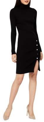Vero Moda Aba Turtleneck Mini Dress