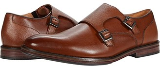 Clarks Citistride Monk (Tan Combi) Men's Shoes