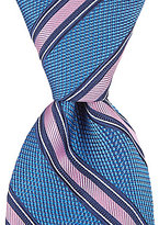 Hart Schaffner Marx Band Diagonal Stripe Traditional Tie
