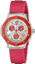 Stuhrling Original Women's 180R.1116A7 Lifestyles Collection Chronograph Crystal Dial Date Watch