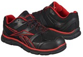 Reebok Work Men's Sport Grip Composite Toe Sneaker