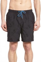 Tommy Bahama Men's Naples - Palm Night Jacquard Swim Trunks