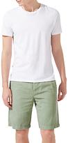 Jigsaw Linen Cotton Garment Dye Shorts