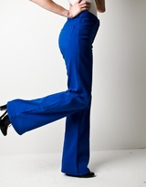 Bright Blue A-Pant