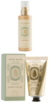 Sweet Almond Hand Cream & Body Milk