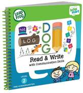 Leapfrog LeapStart Pre-Kindergarten Activity Book: Read-Write and Communication Skills