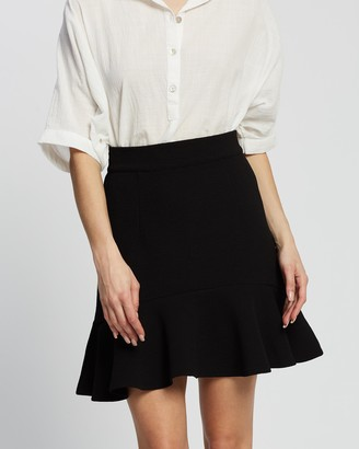 Spurr Julie Flared Midi Skirt
