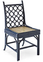 Serena & Lily Larchmont Dining Chair - Navy