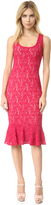 Fuzzi Sleeveless Lace Dress