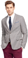 Brooks Brothers Check Sport Coat