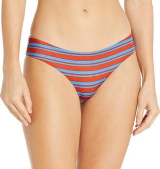 RVCA Women's Kind Line Medium Bikini Bottom