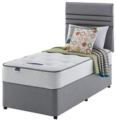 Silentnight Levison Pocket Sprung Orthopedic Divan - Single