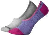 Smartwool Purple & Gray Hide and Seek Sock Set