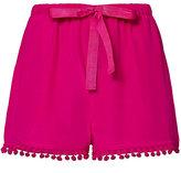 Figue Maja Pom-Pom Shorts