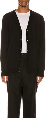 WARDROBE.NYC Cardigan in Black | FWRD