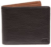 Will Leather Goods Men's 'Barnard' Wallet - Black