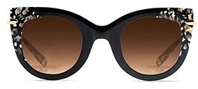 Krewe Women's Laveau 24K Gradient Cat Eye Sunglasses, 48mm