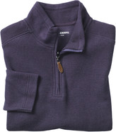 Johnston & Murphy Ribbed Quarter-Zip