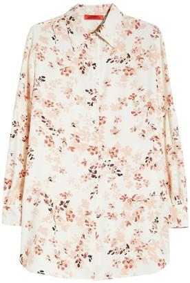 Max & Co. Floral Print Shirt