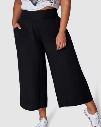 Sunday In The City Lonely Boy Wide Leg Pant