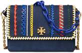 Tory Burch KIRA WHIPSTITCH DOUBLE-STRAP SHOULDER BAG