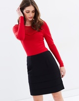 Review Aries Skirt