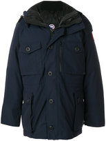 Canada Goose hooded padded coat
