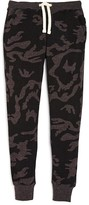 Vintage Havana Boys' Camo Joggers - Sizes 4-7