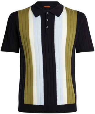 Barena Marco Knitted Polo Shirt