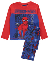George Marvel Comics Spider-Man Pyjama Gift Set