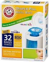 Munchkin Arm & Hammer Diaper Pail Refills - 32 Pack