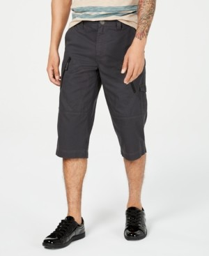 "INC International Concepts Inc Men's 18"" Michael Messenger Shorts, Created for Macy's"
