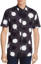 Diesel S-Willie Speech Bubble Slim Fit Button-Down Shirt