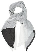 Donni Charm Layered Knit Scarf w/ Tags