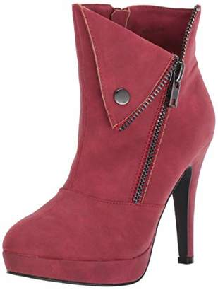 Two Lips Women's Too Too Snapped Fashion Boot