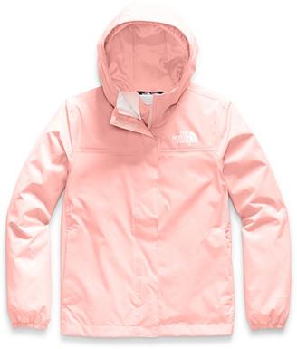 The North Face Girl's Resolve Reflective Jacket, Size XXS-XL
