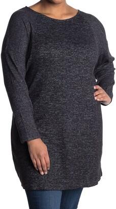 Bobeau Dolman Cozy Knit Dress