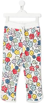 Stella McCartney Smiling Flowers print trousers